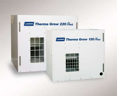 New Product: Therma Grow Heaters