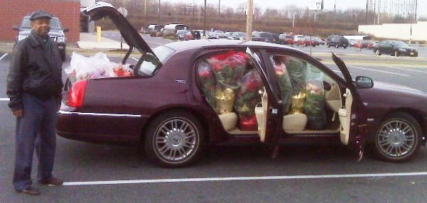 How Many Poinsettias Can You Fit In A Car?