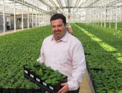 Schwartz Named Head Grower At Garden State