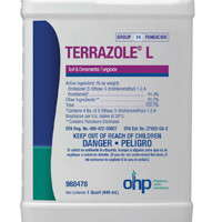 Terrazole L formulation launch