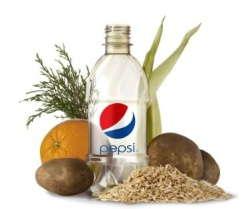 Pepsi Testing Plant-Based Bottle