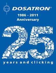 Dosatron Celebrating 25 Years