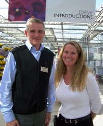 Sakata Strengthens Trans-Atlantic Ornamentals Team
