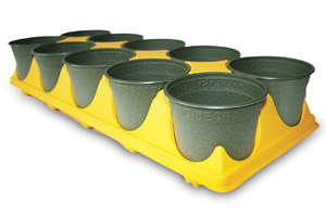 Grading Biodegradable Pots