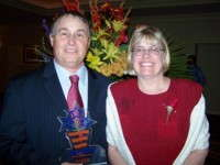 Grower Wins Community Champion Award