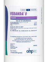 Veranda O label expansion for Vegetables