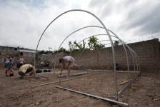 Update: Hoop Houses In Haiti