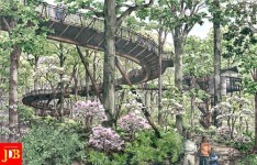 Walkway Collapse At Atlanta Botanical Garden Kills 1