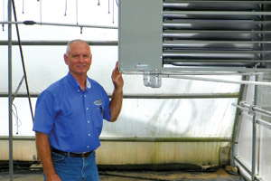 Increasing Energy Efficiency In The Greenhouse