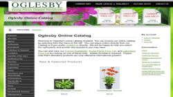 Oglesby's Online Catalog