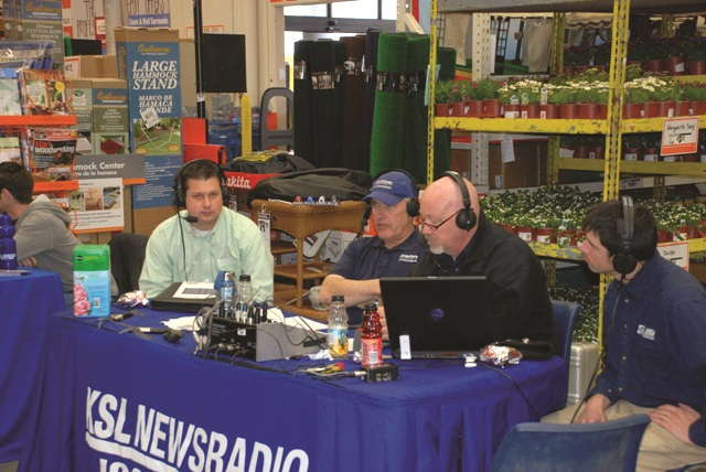 Olson's Greenhouse Uses Radio, Text Messages To Market