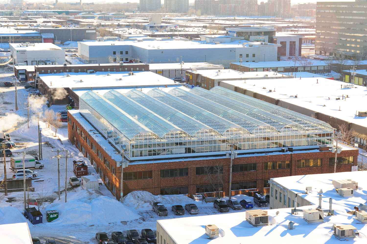Westbrook Greenhouse Systems Offers Next Generation Greenhouses