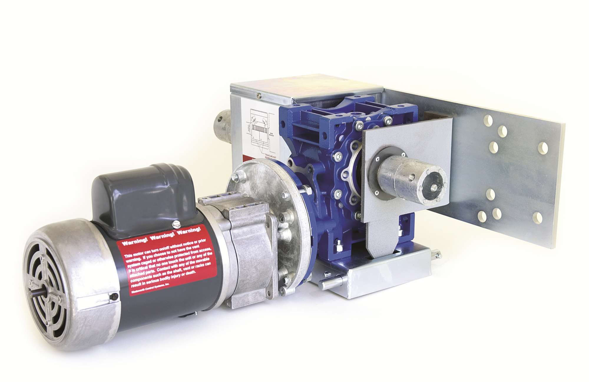 VC2000 Vent Drive And Controls From Wadsworth Controls Systems