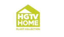 The HGTV HOME Plant Collection logo