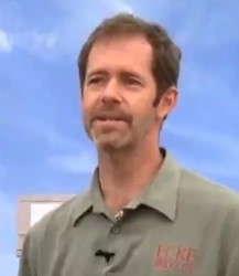Andy Higgins, Ecke Ranch President