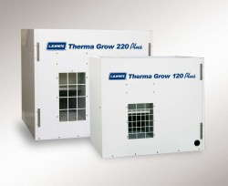 LB White's Therma Grow and Therma Grow Plus greenhouse heaters