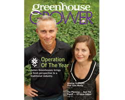 September 2012 cover James Greenhouses