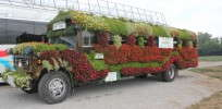 The Bloomin' Bus at Meadow View Growers
