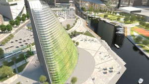 Is The Greenhouse Of The Future A Skyscraper In The City?