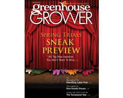 Greenhouse Grower March 2013 Spring Trials Sneak Preview Issue