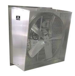 Schaefer slant wall and box fans