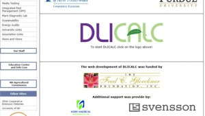 DLICALC Online Tool Helps Growers Caculate Daily Light Integral