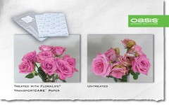 Oasis Grower Solutions' Floralife Transportcare Paper