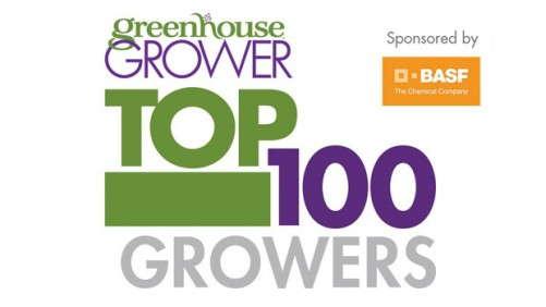 2015 Greenhouse Grower Top 100 Grower List