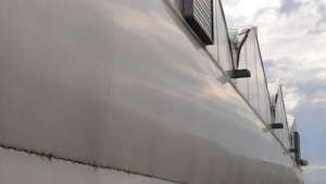 Why Greenhouse Under-Gutter Height Matters