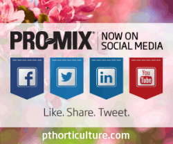 Pro-Mix offers a number of options to engage with social media.