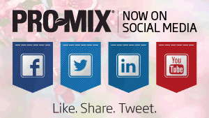 Pro-Mix Is Now On Social Media
