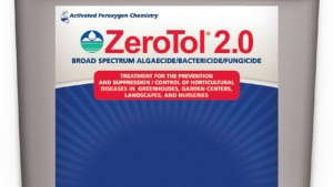 ZeroTol 2.0 Reduces Bacterial Blight In Lilacs