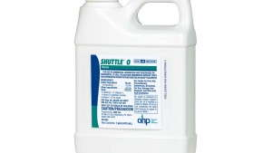 OHP Adds Greenhouse Vegetables To Shuttle O Label