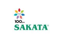 Sakata 100th Anniversary Logo