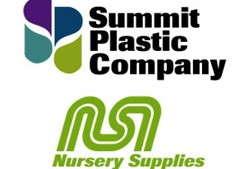 Nursery Supplies And Summit Plastic To Merge