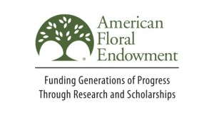 American Floral Endowment Accepting Research Pre-Proposals