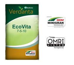 BioWorks' EcoVita, part of the Verdanta family of biofertilizers