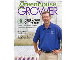 Greenhouse Grower September cover