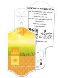 Premium XL Hang Tag from MasterTag