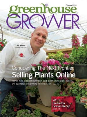 Greenhouse Grower February 2014 cover