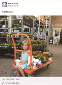Bell Nursery Pulls Consumers To The Home Depot With Social Media Marketing