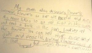 Wojo's kids essay writing contest