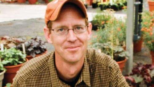 Plant Breeder Hans Hansen: The Future's Plants Will Be Smaller Versions Of Older Cultivars