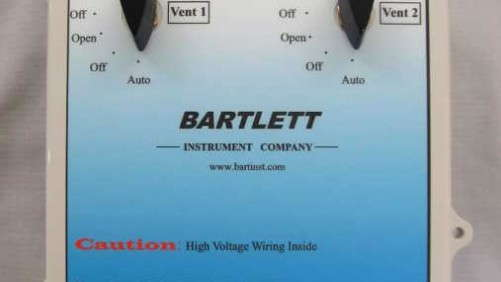 Bartlett Instrument Company Introduces The Vent Boss Power Supply