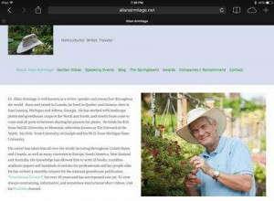 allan website