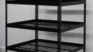 Mid-West Wire Offers Low-Cost American-Made Knock Down Rack
