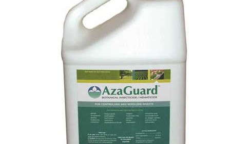 AzaGuard Label To Include Hydroponic Applications For Improved Insect Control In Water