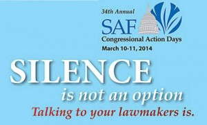 SAF Congressional Action Days 2014