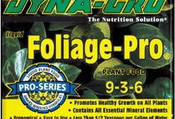 New Foliage Pro Fertilizer Offers Complete Nutrition Plus Silicon