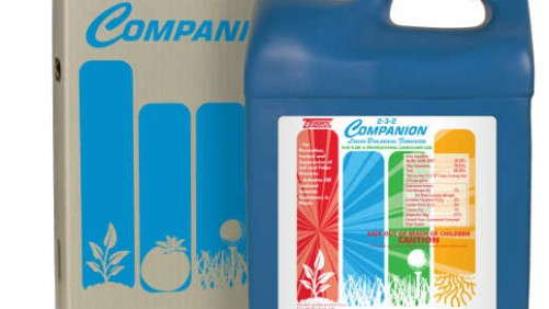 Growth Products Introduces Improved Packaging For Companion Biological Fungicide